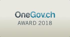 OneGov.ch Award